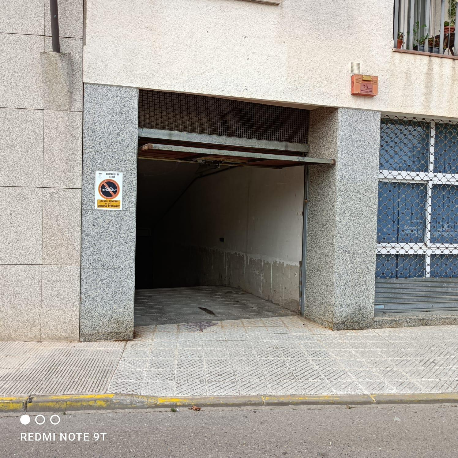 Plaza de garaje -                                       Llançà -                                       0 dormitorios -                                       0 ocupantes
